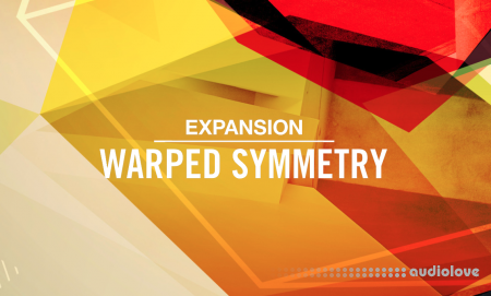 Native Instruments Warped Symmetry Expansion v1.0.0 Maschine