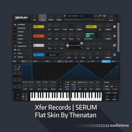 Thenatan Xfer Records Flat