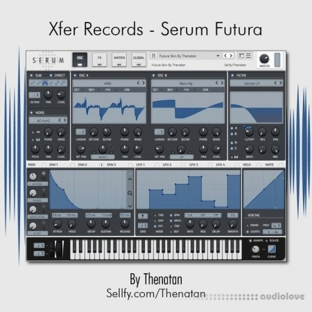 Thenatan Xfer Records Futura