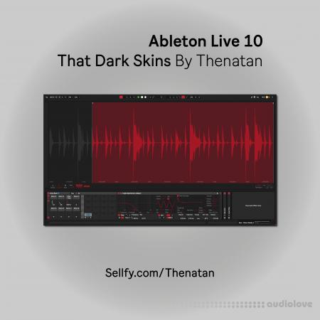 Thenatan Ableton Live10 That Dark Skins