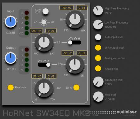 HoRNet SW34EQ MK2