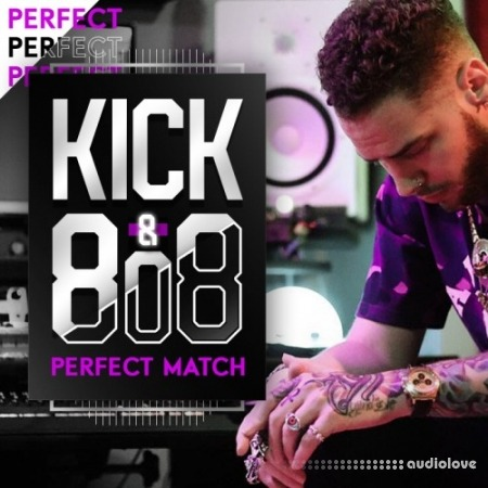 Industry Kits The Perfect Match Kick and 808 Pack
