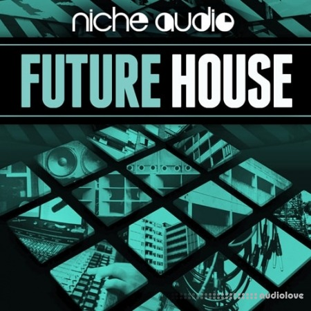 Niche Audio Future House for Maschine 2 Maschine