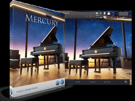 Wavesfactory Mercury Piano v1.0.2 KONTAKT