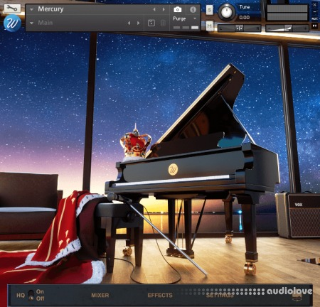 Wavesfactory Mercury Lite v1.0.1 KONTAKT