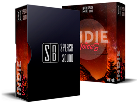 Splash Sound Indie Voices KONTAKT