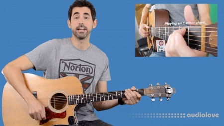 Udemy STRUMMING SIMPLIFIED 51 Guitar Rhythms For All Styles!