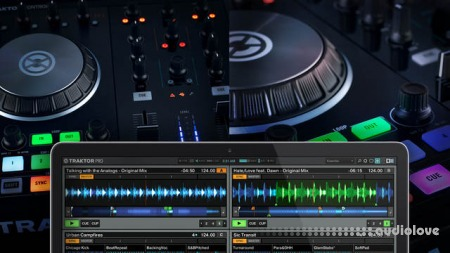 CreativeLive Traktor Hardware Essentials with Nick Trikakis TUTORiAL