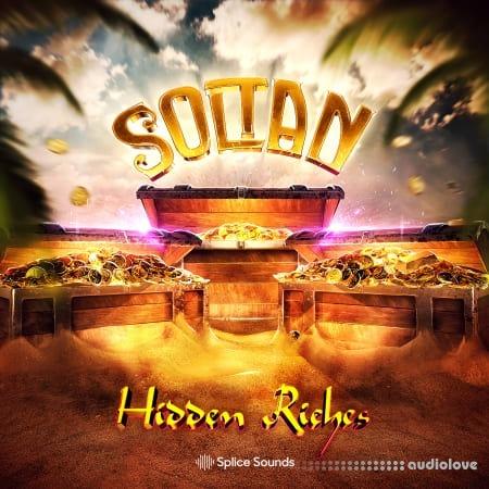 Splice Sounds Soltan Sample Pack Vol.2