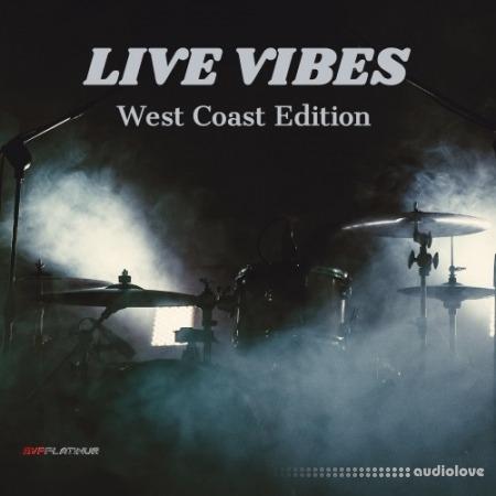 MVPPlatinum Live Vibes West Coast Edition WAV