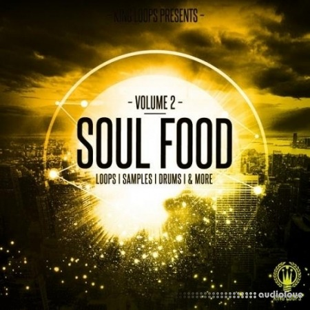 King Loops Soul Food Vol.2 WAV