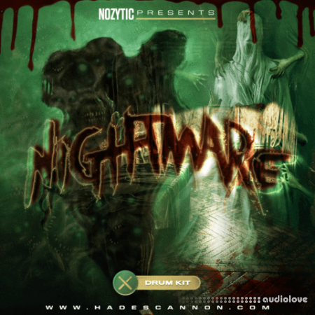 Nozytic Nightmare (DrumKit) WAV
