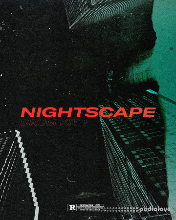 paystrup NIGHTSCAPE (DRUM KIT) WAV DAW Templates
