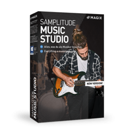MAGIX Samplitude Music Studio 2020