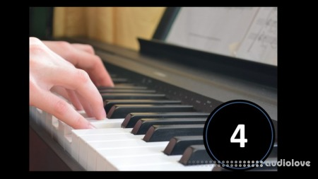 Udemy Piano Technique Exercises Vol.4