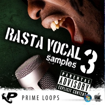 Prime Loops Rasta Vocal Samples 3 WAV