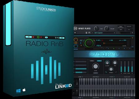StudioLinkedVST Infiniti Expansion Radio RnB
