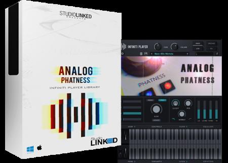 StudioLinkedVST Infiniti Expansion Analog Phatness