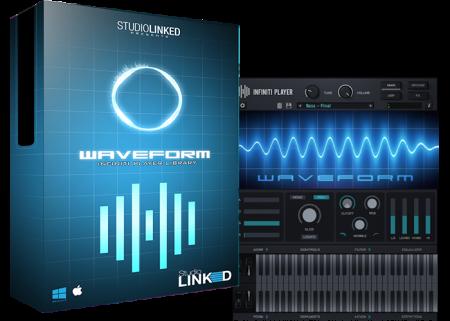 StudioLinkedVST Infiniti Expansion Waveforms