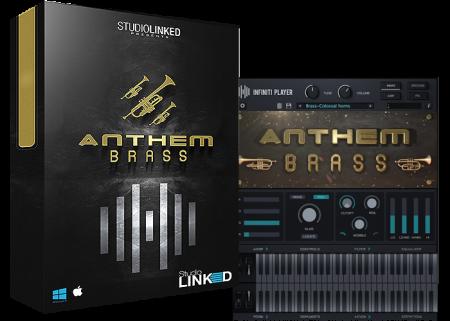 StudioLinkedVST Infiniti Expansion Anthem Brass WiN MacOSX