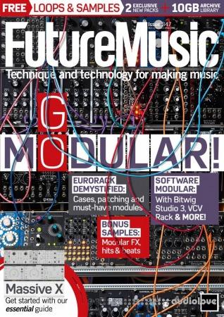 Future Music - September 2019