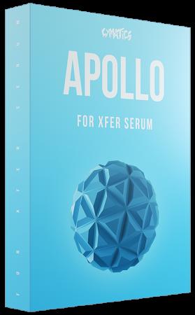 Cymatics Apollo for Xfer Serum Synth Presets