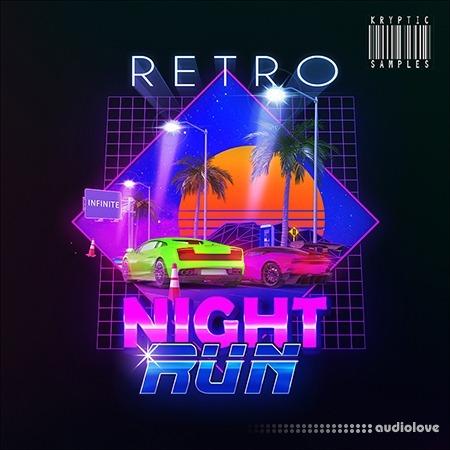 Kryptic Samples Retro Night Run WAV MiDi