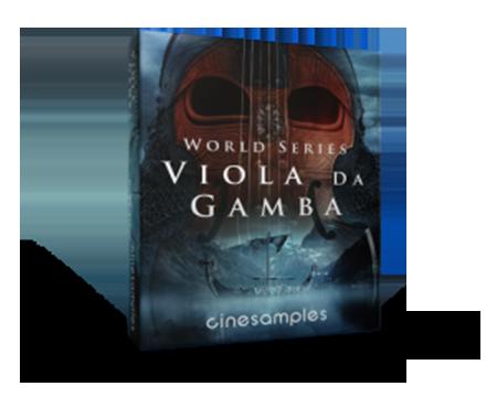 CineSamples Viola da Gamba KONTAKT