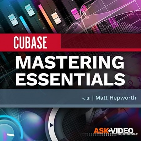 Ask Video Cubase 10 105 Mastering Essentials TUTORiAL