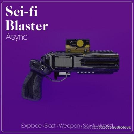 Async Audio Sci-Fi Blaster WAV