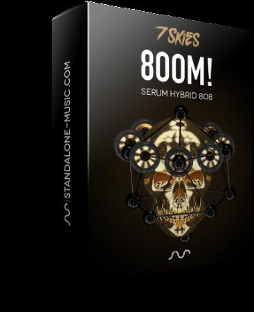 standalone-music 800M Synth Presets DAW Templates WAV