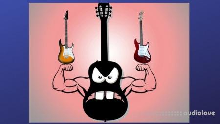 Udemy The Guitar Gym TUTORiAL
