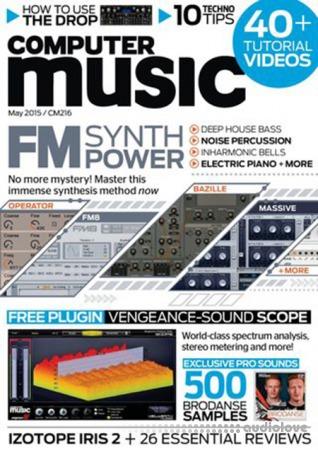 Computer Music May 2015