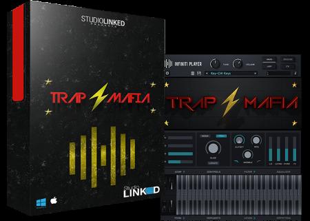 StudioLinkedVST Infiniti Expansion Trap Mafia Library