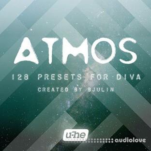 u-he Bjulin Atmos Soundset for Diva
