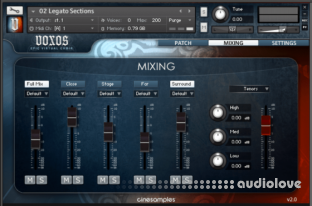 Cinesamples VOXOS 2 Epic Choirs