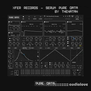Thenatan Xfer Records Pure Data