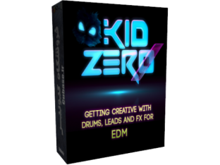 ADSR Sounds KID ZERO Getting Creative with Drums Leads and FX for EDM
