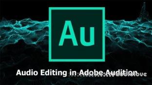 SkillShare Audio Editing 101: Basics in Adobe Audition