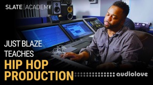Slate Academy Just Blaze Teaches Hip-Hop Production