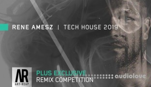 Sonic Academy How To Make Tech House 2019 with Rene Amesz