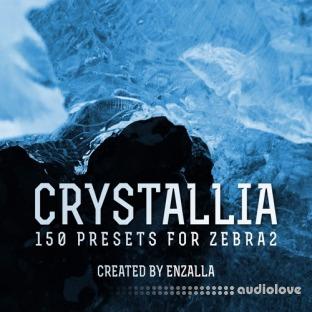 u-he Enzalla Crystallia