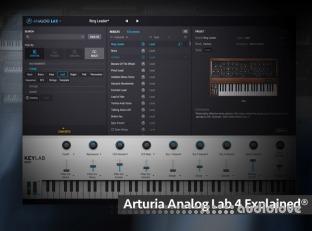 Groove3 Arturia Analog Lab 4 Explained