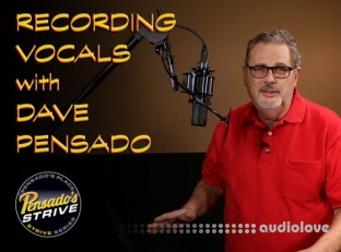 Pensados Strive Recording Vocals with Dave Pensado