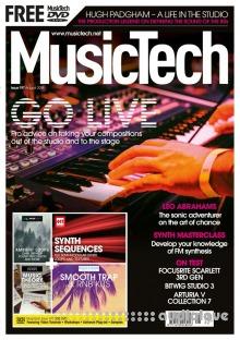 MusicTech August 2019