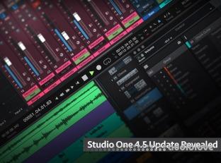 Groove3 Studio One 4.5 Update Revealed