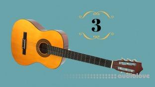 Udemy Classical Guitar Essentials Intermediate Part 1