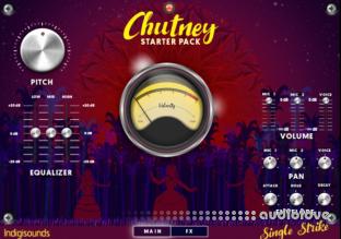 Indigisounds Chutney and Tassa Starter Pack