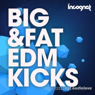 Incognet Big and Fat EDM Kicks