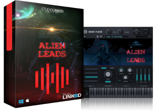 StudioLinkedVST Infiniti Expansion Alien Leads